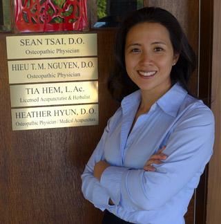 Dr. Heather Hyun